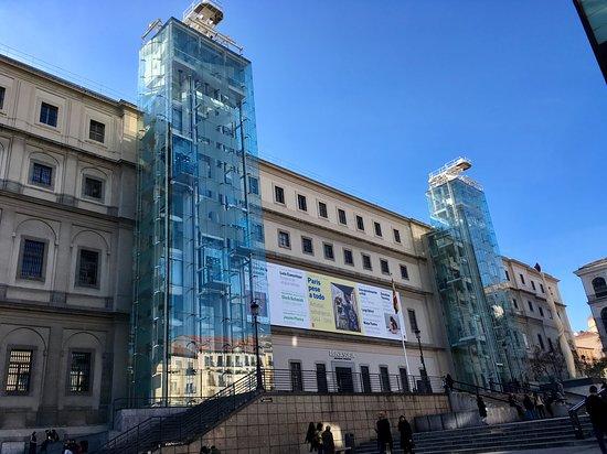 Центр искусств королевы Софии (Музей королевы Софии)
