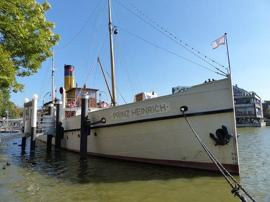 Dampfschiff Prinz Heinrich