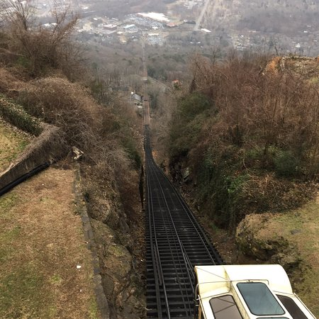 The Lookout Mountain Incline Railway Chattanooga 2020