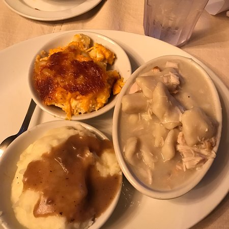 Traditional Southern food