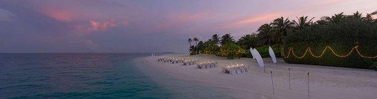 Conrad Maldives Rangali Island: Exterior