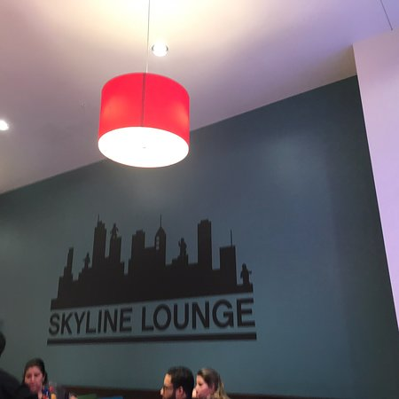 Фотография Skyline Lounge At