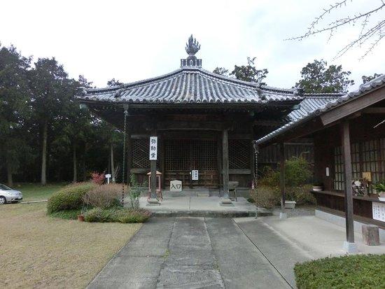 Jizoji Temple Okunoin Rakan-do