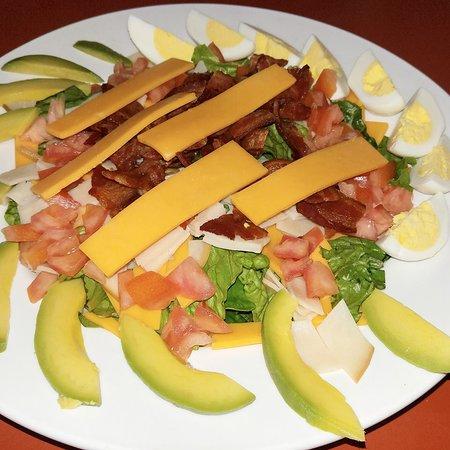 Christmas, MI: Amazing fresh salads