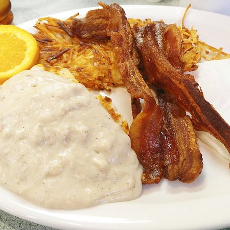 Chugiak, AK: Breakfast Platter