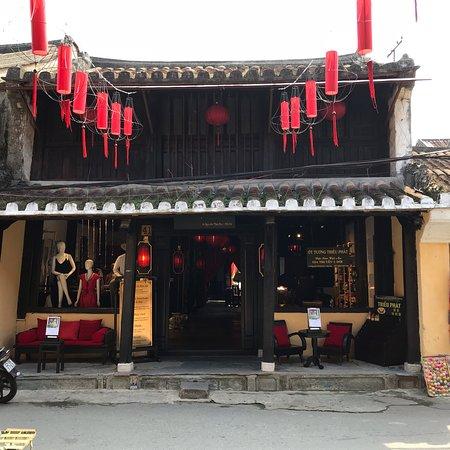 Gorgeous historic coffee shop