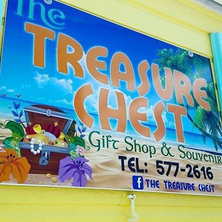 The Treasure Chest Gift Shop & Souvenirs