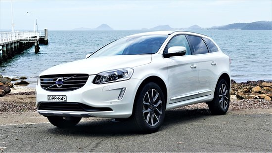 Nelson Bay, Australia: Volvo XC60 T5 Luxury.  Travel in safety, comfort and a touch of luxury.  The vehicle has all wheel drive for added safety.