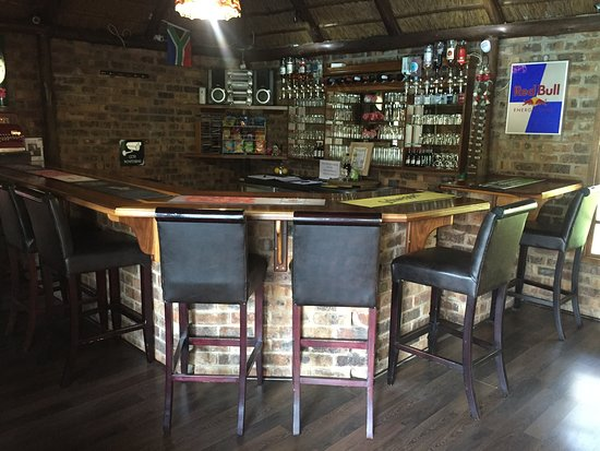 Newcastle, Afrique du Sud: Honesty Bar