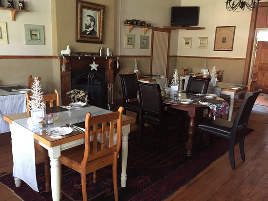 Newcastle, Afrique du Sud: Dining area in main building