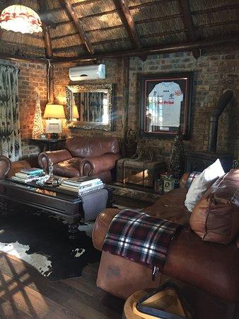 Newcastle, Afrique du Sud: Bar area lounge