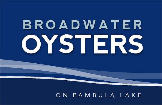 Look for Broadwater Oysters signage as you come down to Pambula Lake