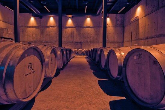Valle de Guadalupe, México: Viñedos de la reina produce su propio vino, es por esto que la calidad se degusta en cada copa.