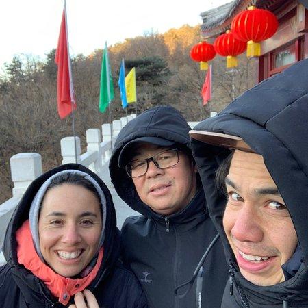 Escort guide beijing china