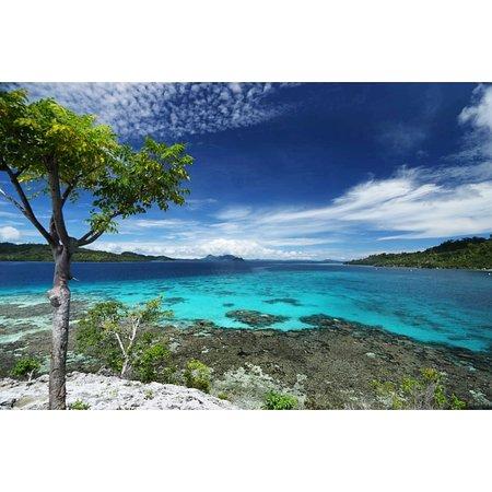 Ampana, Indonesien: Papan Island