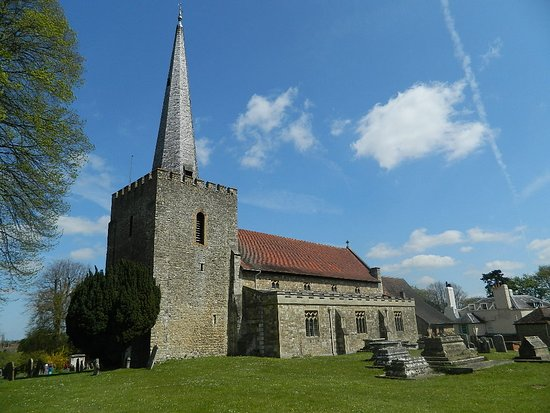 St Mary's Church West Malling