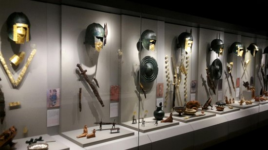 Central Macedonia, Greece: inside the museum