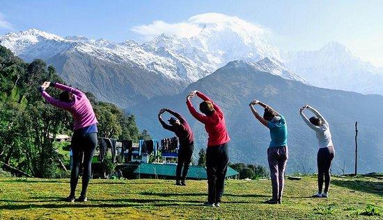 Kamala Yoga Nepal