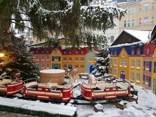 Annaberger Marktplatz