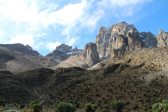 Mount Kenia Karte.Mount Kenya Mount Kenya National Park Aktuelle 2019