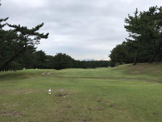 Akita, Japan: ゴルフコンペでした。