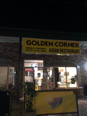Golden Corner Asian Restaurant