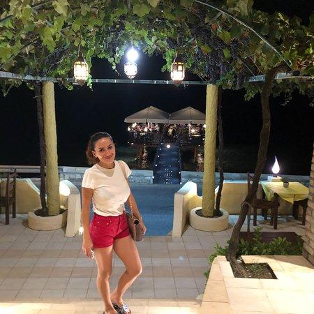 Αχίλλειο, Ελλάδα: Kaiser Bridge Restaurant