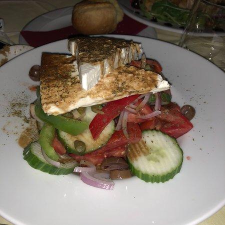 Achilleio, Grecja: Kaiser Bridge Restaurant