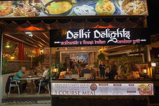 Excellent Indian Review Of Delhi Delights Los Cristianos Los