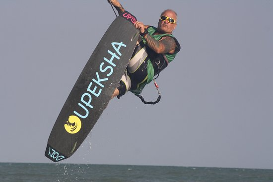 kitesurfing center