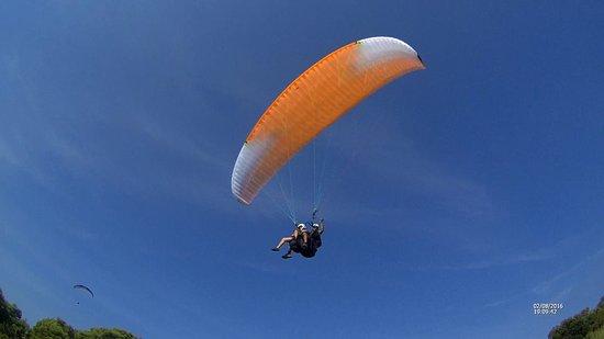 Corfu Paragliding Tandem Flights