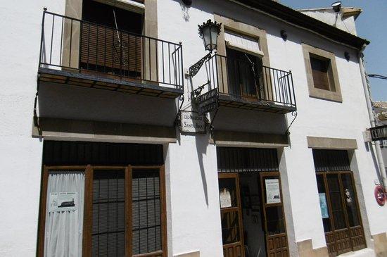 Баэса, Испания: Exterior del Museo-Fundación Diego Lozano