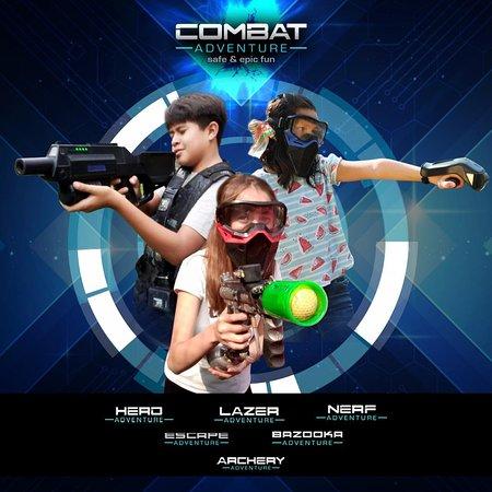 Combat Adventure