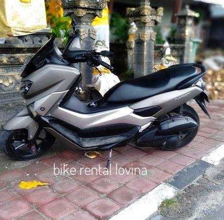 Bike Rental Lovina