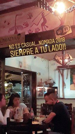 Nómada Café y Restaurante
