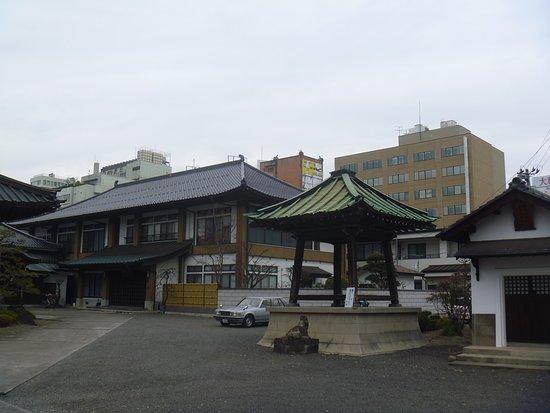 Toan-ji Temple