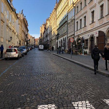 Nerudova Street Photo