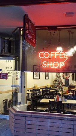 Hilda's Coffee Shop