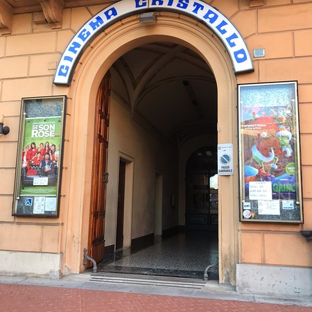 Cinema Cristallo