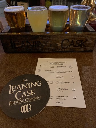 The Leaning Cask Brewing