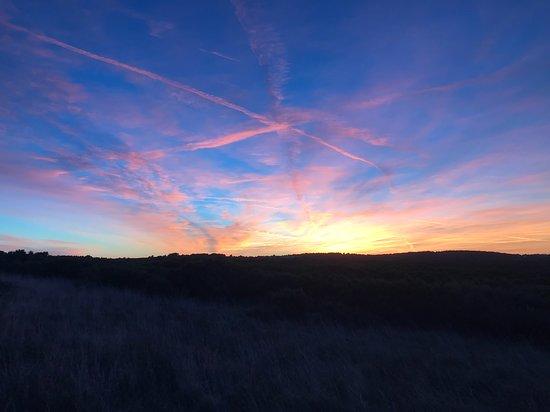 Liznjan, Kroatien: Beatiful October sunsets