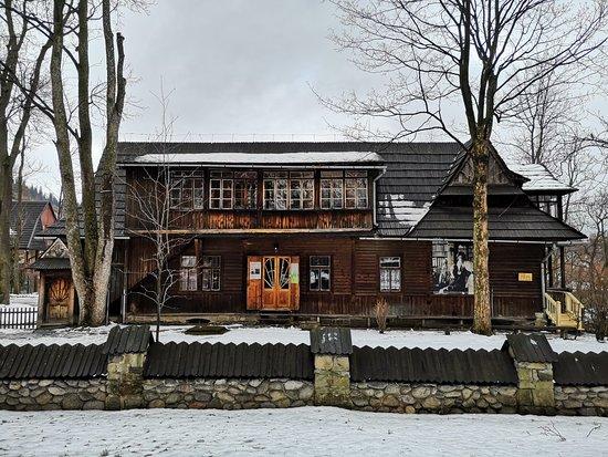Willa Harenda - Jan Kasprowicz Museum
