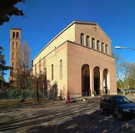 San Lazzaro di Savena, Italia: Parrocchia S. Lazzaro di Savena