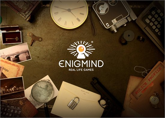 Enigmind - Real Life Games