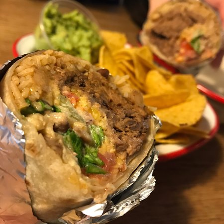Guide: 15 Best Burritos in Sonoma County   Bay Area Bites