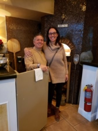 Howard Beach, NY: Bruno, the gracious and hospitable owner that provides above and beyond service!