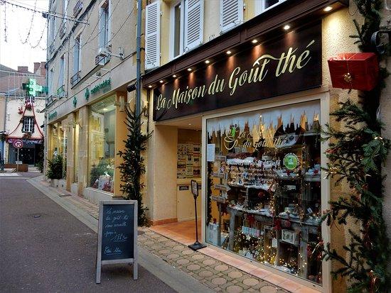 La maison du go t th paray le monial restaurant avis - Chambres d hotes paray le monial ...