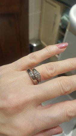 Redesigned Wedding ring