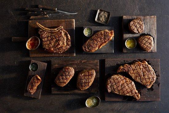 San Lorenzo, Kalifornien: Steaks and More Steaks