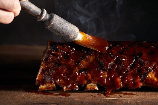 San Lorenzo, Kalifornien: BBQ Ribs Done Right